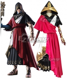 Final Fantasy XIV The Crystal Exarch G'raha Tia Cosplay Costume