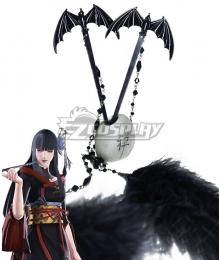 Final Fantasy XIV Yotsuyu Bat Headwear Cosplay Accessory Prop