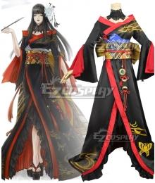Final Fantasy XIV Yotsuyu goe Brutus Cosplay Costume
