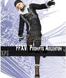 Final Fantasy XV FF15 FFXV DLC Episode Prompto Prompto Argentum Cosplay Costume