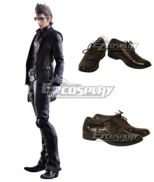 Final Fantasy FF 14 Lalafell Boots Shoes Game Anime Cosplay Costume Halloween