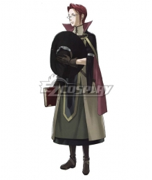 Fire Emblem Awakening Laurent Cosplay Costume