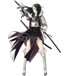 Fire Emblem Awakening Say'ri Sayri Cosplay Costume
