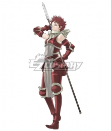 Fire Emblem Awakening Sully Cosplay Costume