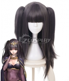 Fire Emblem: Awakening Tharja Black Cosplay Wig