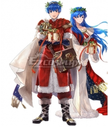 Fire Emblem Christmas Marth Cosplay Costume
