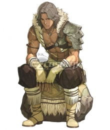 Fire Emblem Echoes: Shadows of Valentia Atlas Cosplay Costume