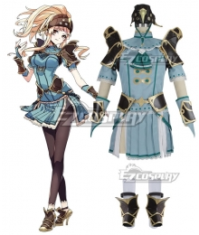 Fire Emblem Echoes: Shadows of Valentia Clair Cosplay Costume