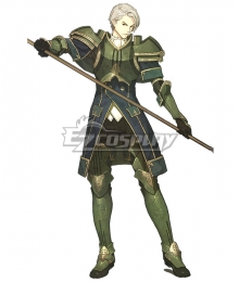 Fire Emblem Echoes: Shadows of Valentia Fernand Cosplay Costume