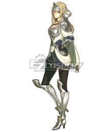 Fire Emblem Echoes: Shadows of Valentia Mathilda Cosplay Costume