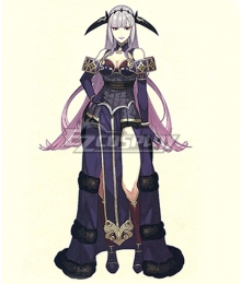 Fire Emblem Echoes: Shadows of Valentia Shade Cosplay Costume