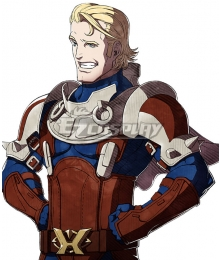 Fire Emblem Fates if Birthright Conquest Arthur Cosplay Costume