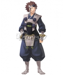 Fire Emblem Fates if Birthright Conquest Azama Cosplay Costume