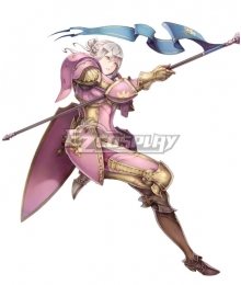 Fire Emblem Fates if Birthright Conquest Effie Cosplay Costume