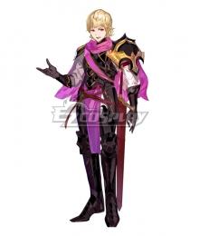 Fire Emblem Fates if Birthright Conquest Siegbert Cosplay Costume