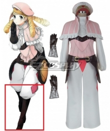 Fire Emblem Fates IF Forrest Black Shoes Cosplay Boots