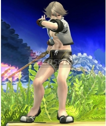 Fire Emblem Fates Male Corrin Summer Outfit Cosplay Costume - Only Coat and Short