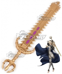 Fire Emblem Fates Omega Yato Sword Cosplay Weapon Prop