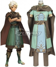 Fire Emblem Heroes Boey Cosplay Costume