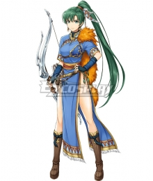 Fire Emblem Heroes Brave Lyn Cosplay Costume