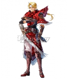 Fire Emblem Heroes Jeorge Cosplay Costume