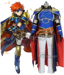 Fire Emblem Heroes Roy Cosplay Costume