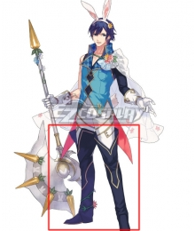Fire Emblem Heroes Spring Festival Chrom Black Shoes Cosplay Boots