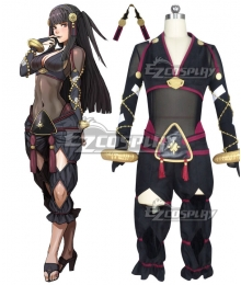 Fire Emblem Heroes  Tharja Cosplay Costume - New Edition