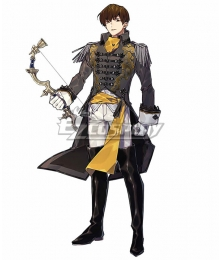 Fire Emblem: Heros Quan Lightfoot Prince Cosplay Costume