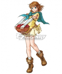 Fire Emblem: Path of Radiance Mist Cosplay Costume
