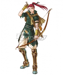 Fire Emblem: Path of Radiance Shinon Cosplay Costume