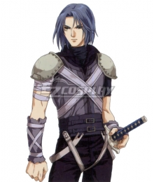 Fire Emblem: Path of Radiance Zihark Cosplay Costume