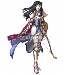 Fire Emblem: Radiant Dawn Astrid  Cosplay Costume