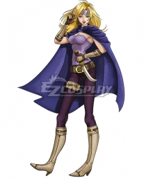 Fire Emblem: Radiant Dawn Heather Cosplay Costume