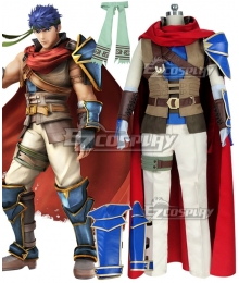 Fire Emblem: Radiant Dawn Ike Cosplay Costume
