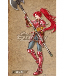 Fire Emblem: Radiant Dawn Jill  Cosplay Costume
