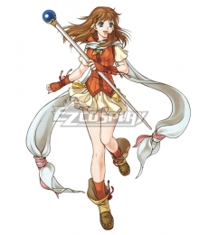 Fire Emblem: Radiant Dawn Mist Cosplay Costume