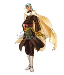 Fire Emblem: Radiant Dawn Nasir Cosplay Costume