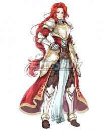 Fire Emblem: Radiant Dawn Titania Cosplay Costume