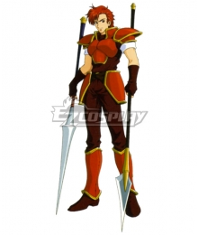 Fire Emblem: Shadow Dragon Cain Cosplay Costume