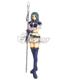 Fire Emblem: The Blazing Blade Florina Cosplay Costume