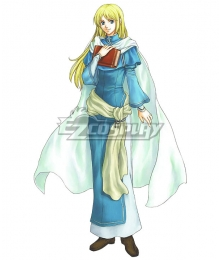 Fire Emblem: The Blazing Blade Lucius Cosplay Costume