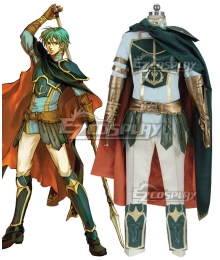 Fire Emblem: The Sacred Stones Ephraim Cosplay Costume