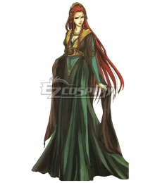 Fire Emblem: The Sacred Stones Ismaire Cosplay Costume