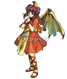Fire Emblem: The Sacred Stones Myrrh Cosplay Costume