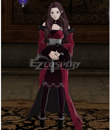 Fire Emblem: Three Houses 5 Years Dorothea Cosplay Costume