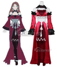 Fire Emblem: Three Houses 5 Years Dorothea Timeskip Cosplay Costume