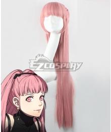 Fire Emblem: Three Houses 5 Years Hilda Timeskip Pink Cosplay Wig