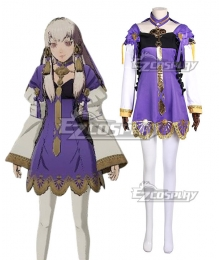 Fire Emblem: Three Houses 5 Years Lysithea Timeskip Cosplay Costume