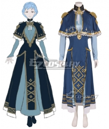 Fire Emblem: Three Houses 5 Years Marianne Timeskip Cosplay Costume